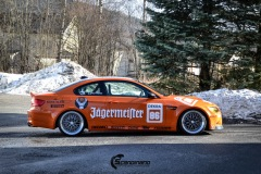 BMW-E92-M3-profilert-i-Jagermeister-stil-0157