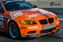 BMW-E92-M3-profilert-i-Jagermeister-stil-0167