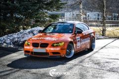 BMW-E92-M3-profilert-i-Jagermeister-stil-0171
