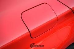 BMW Helfoliert i Gloss Hotrod Red fra 3M-8