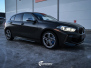 BMW M1 35i Helfoliert i Matt Diamond Black fra PWF