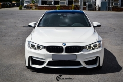 BMW M4 foliert med camo design-3
