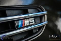 BMW M5 foliert i night gold mett-12
