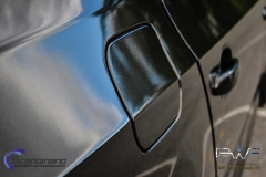 BMW M5 foliert i night gold mett-13