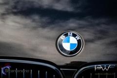 BMW M5 foliert i night gold mett-9