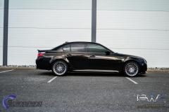 BMW M5 Solfilm