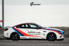 BMW M6 M POWER Safety Car style-12