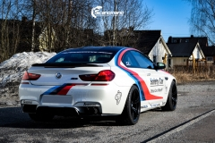 BMW M6 M POWER Safety Car style-13