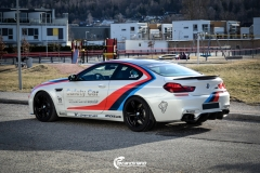 BMW M6 M POWER Safety Car style-16