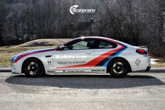 BMW M6 M POWER Safety Car style-5