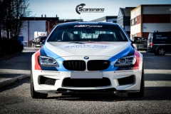 BMW M6 M POWER Safety Car style-9