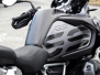 BMW R 1250 GS MC. Delfoliert i 2 farger.Satin Dark Grey.Matt Diamond Black