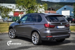 BMW X5 foliert matt dark gray Scandinano_-2