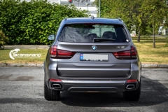 BMW X5 foliert matt dark gray Scandinano_-3