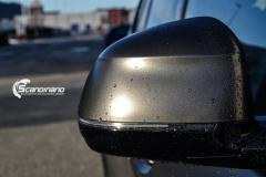 BMW X5 Helfoliert i Matt Diamond Black fra PFW-10