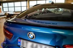 BMW X6 m foliert i ultra bla metallic-11