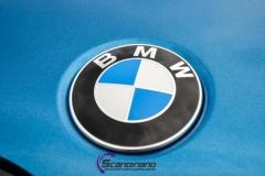 BMW X6 m foliert i ultra bla metallic-6