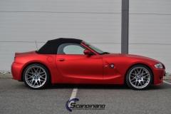 BMW-z-4-foliert-i-matt-rod-krom-5