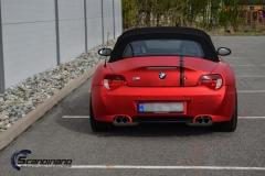 BMW-z-4-foliert-i-matt-rod-krom-6