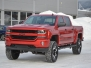 Chevrolet red foliering