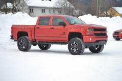 Chevrolet red foliering-13