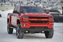 Chevrolet red foliering-2