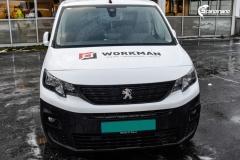 Design og Bildekor pa Workman firmabil-5