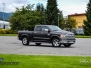Dodge Ram 150 foliert med matt black diamand by pwf