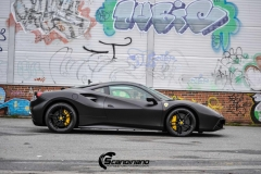ferrari-488-foliert-i-Satin-Black-3M-Scandinano_-5