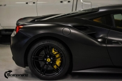 ferrari-488-foliert-i-Satin-Black-3M-Scandinano_