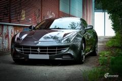 Ferrari FF helfoliert med lakkbeskyttelsesfilm fra STEK (10 из 14)