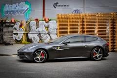 Ferrari FF helfoliert med lakkbeskyttelsesfilm fra STEK (13 из 14)