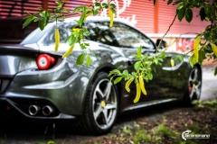 Ferrari FF helfoliert med lakkbeskyttelsesfilm fra STEK (4 из 14)
