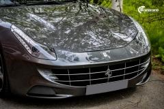 Ferrari FF helfoliert med lakkbeskyttelsesfilm fra STEK (9 из 14)