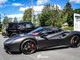 Ferrari helfoliert i Matt Diamond Black fra PWF