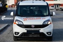 Fiat Doblo Maxi profilert for Norway tak og fasade-7