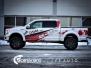 Ford F 150 foliering dekor VS Auto