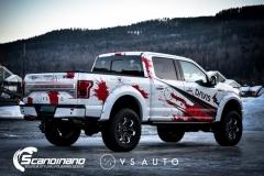 Ford f 150 dekor design Scandinano  (6 of 19)