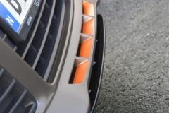 Ford focus foliert i matte bronze dekor-6