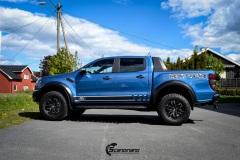 Ford-Ranger-Raptor-Helfoliert-i-lakkbeskyttelsesfilm-1