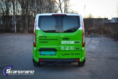 Ford Transit decor Erase-11