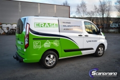 Ford Transit decor Erase-13