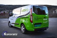 Ford Transit decor Erase-5