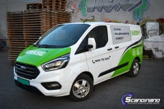 Ford Transit decor Erase-9