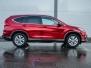 Honda CRV foliering red chrome