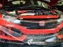 Honda type R foliert lakkbeskyttelsesfilm