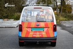 HoyerDrift designet pa Volkswagen Caddy (6 из 7)