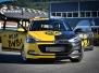 Hyundai I20 foliert yellow and black /Heja BVB