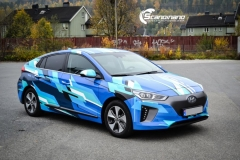 Hyundai IONIQ custom design scandinano-2