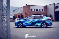 Hyundai IONIQ custom design scandinano-3
